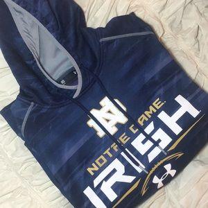UA Notre Dame Irish Hoodie
